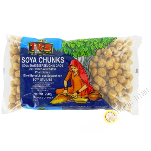 Morceaux de soja TRS 250g Royaume-Uni