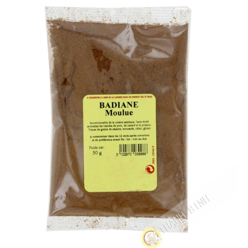 Anise Star ground 100g