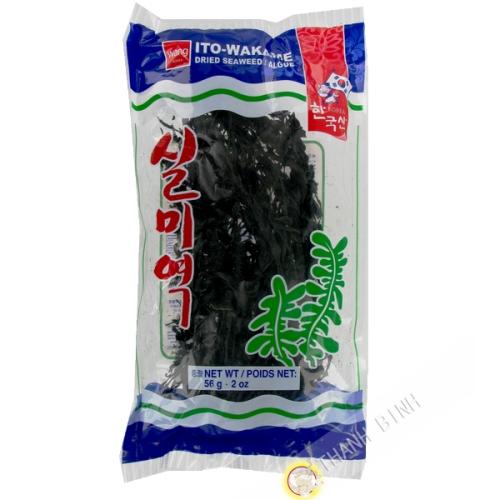Algas secas 56 g