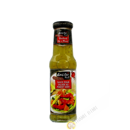 Sauce, green pepper, salad dressing 250ml