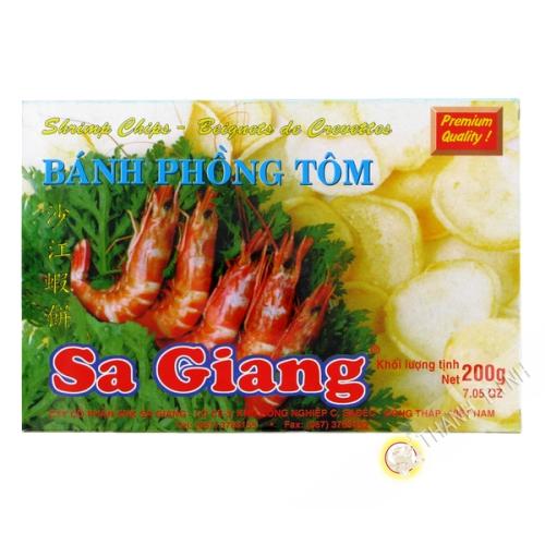 Fritter shrimp 200g