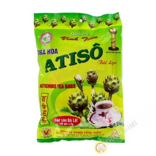 Tee artichaud beutel VINH TIEN 100x2g Vietnam