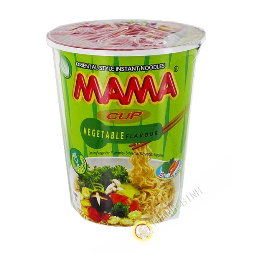 Soup mama vegetarian cup 70g