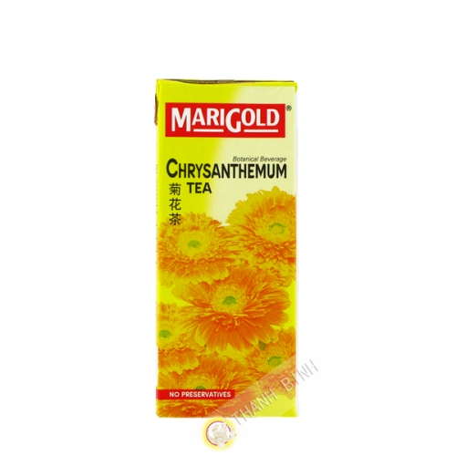 Getränk-tee-chrysantheme MARIGOLD 250ml Malaysia