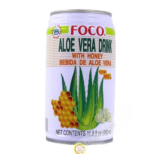 Succo di Aloe vera miele 350ml