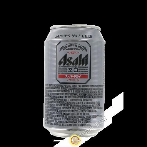 Beer Asahi Super Dry in cans 330ml Japan