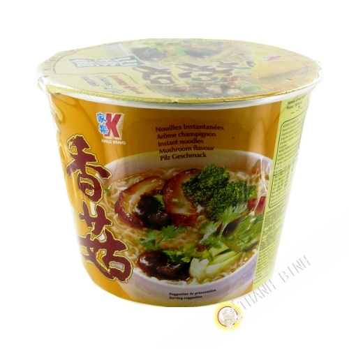 Soup noodle flavor Mushroom bowl KAILO 120g China
