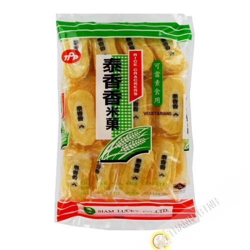 Biscuit crackers de riz SIAM LUCKY 150g Thailande