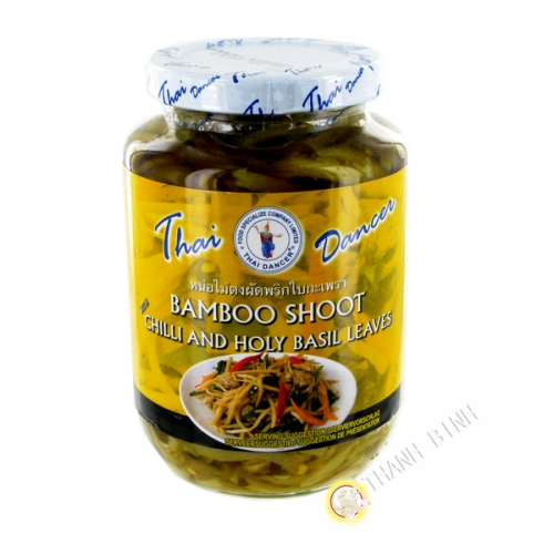Bamboo spicy vegetable 454g