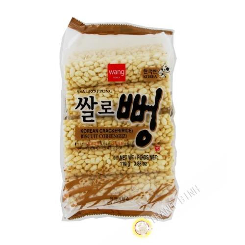 Crackers di riso coreano 110g