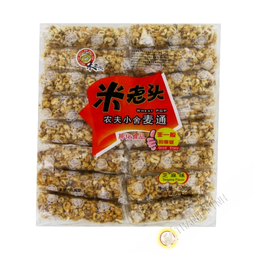 Bar cereal sesame 400g