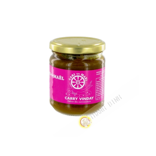 Curry Vinday CURRY MAEL 210g Francia