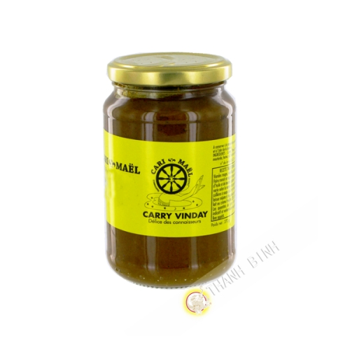 Curry Vinday CURRY MAEL 370g Francia