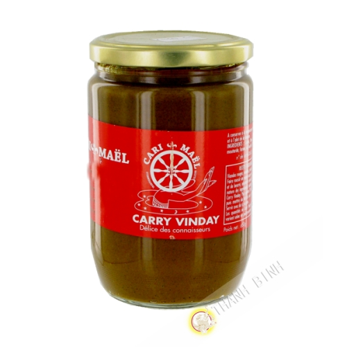 Curry vinday 650g