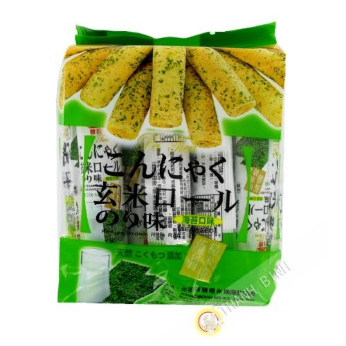 Biscuit céréale algue 160g