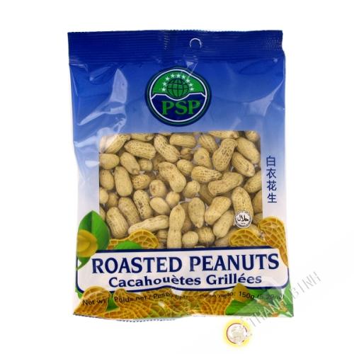 Erdnüsse, geröstet 150g