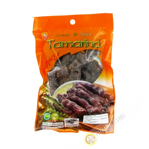 Tamarind candied ginger 150g