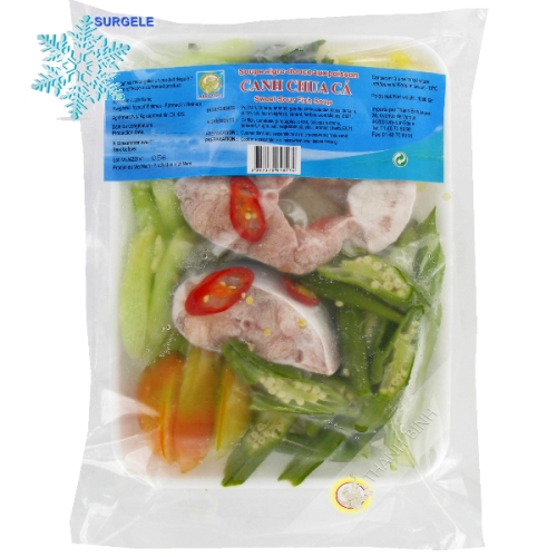 Soup fish sweet and sour 800g