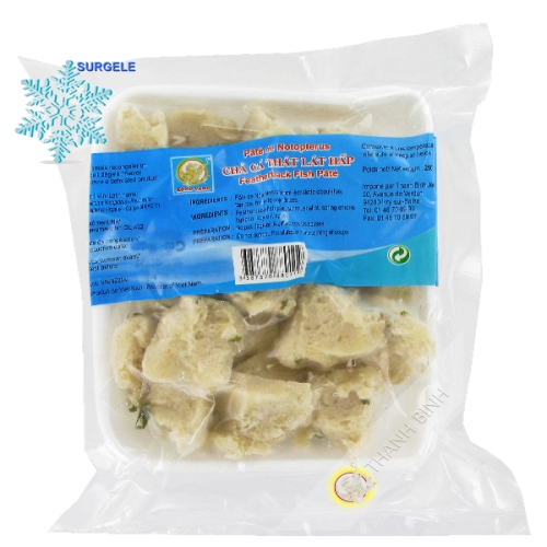 Dough nopterus cooked 250g