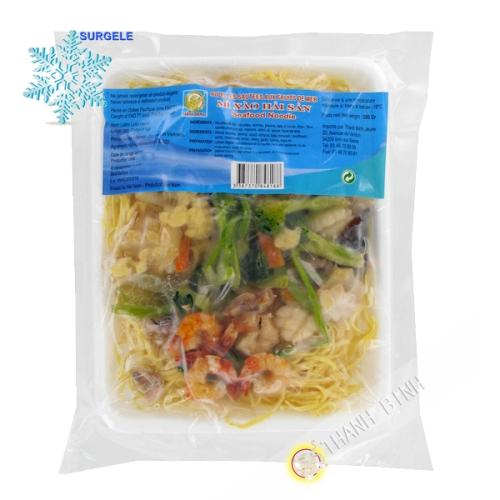 Noodle stir-fried seafood 300g