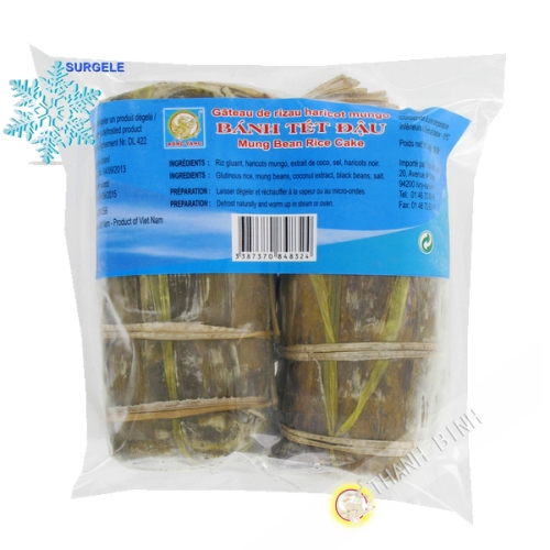 Cake sticky rice to mung bean DRAGON GOLD-500g, Vietnam - SURGELES