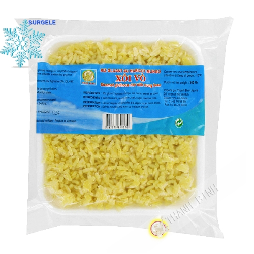 Riz gluant haricot mungo 300g