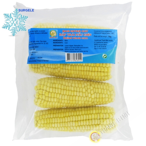 Cooked corn 700g
