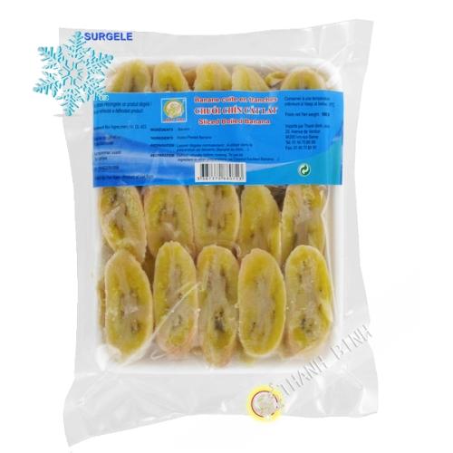 Plátano cocido en rebanada 500g