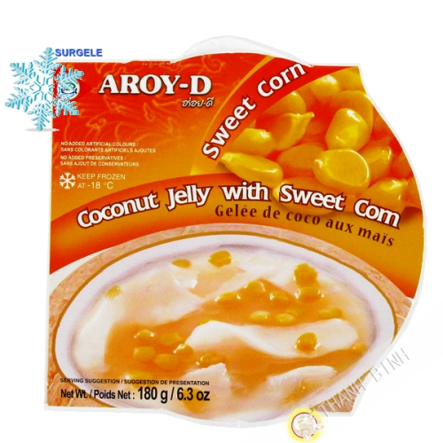 Dessert coconut-corn-180g - SURGELES