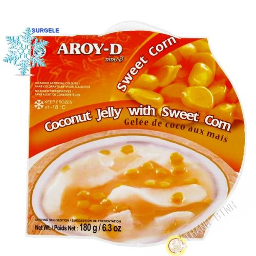 Dessert-kokos-mais-180g - HALLO,