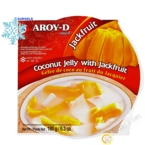 Dessert coco fruits jacquier 180g