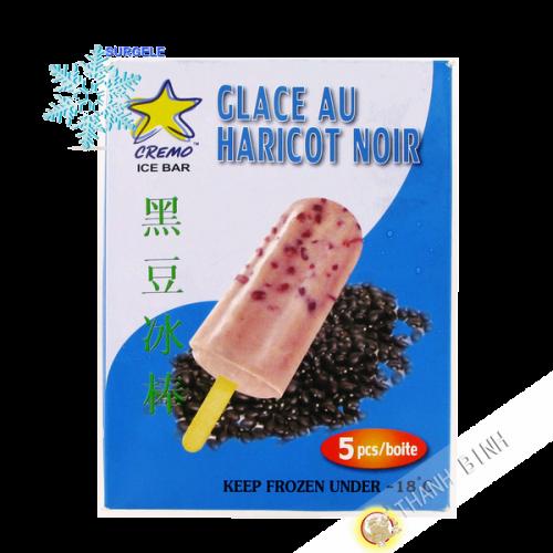 El hielo de frijol negro 5pc