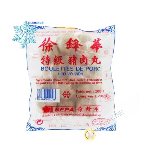 Boulette porc 200g
