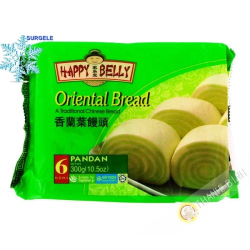 Torta baitoey pandan PRIMAVERA CASA 300g Cina - SURGELES