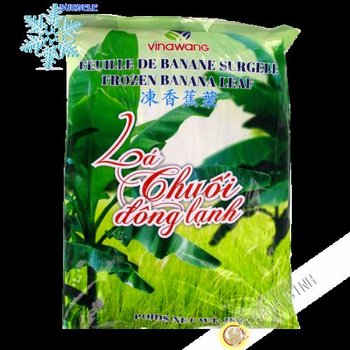 Hoja de plátano VINAWANG 1kg Vietnam - SURGELES