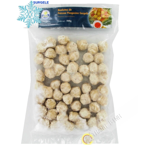 Pellets of fish Pangasus PSP 500g Vietnam - SURGELES
