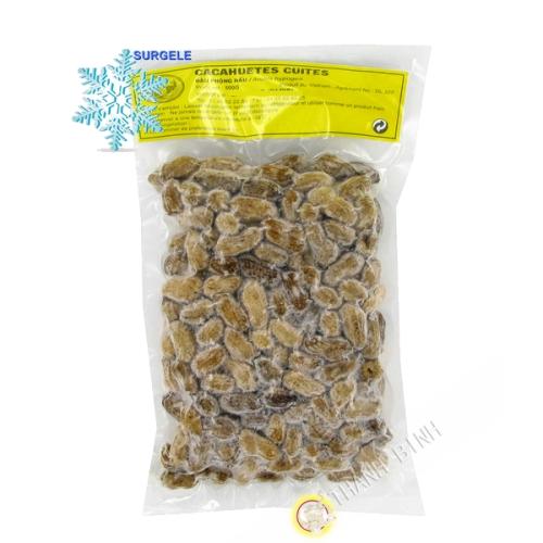 Los cacahuetes, cocido 500 g