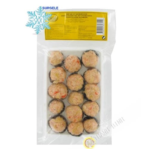 Stuffed mushroom seafood EXOSTAR 300g Vietnam - SURGELES