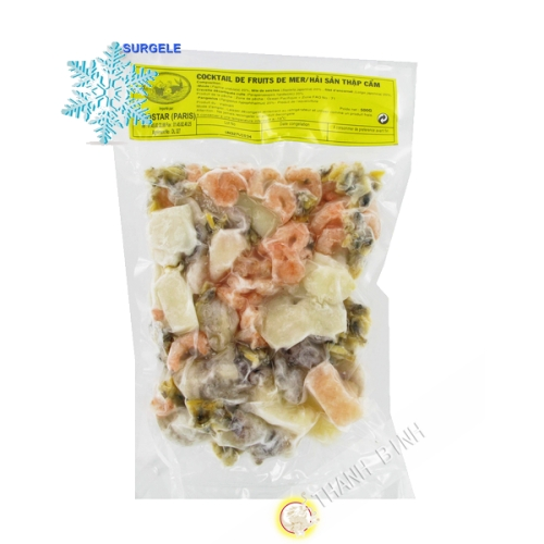 Cocktail fruits de mer EXOSTAR 500g Vietnam - SURGELES