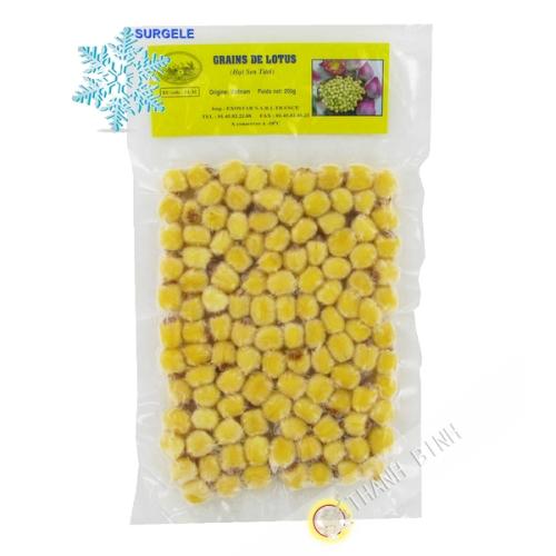 Grains of lotus EXOSTAR 200g Vietnam - SURGELES