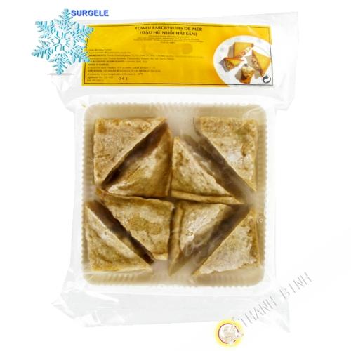 Tofu stuffed with seafood 400g