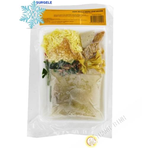 Soup noodle ravioli vegetarian EXOSTAR 500g Vietnam - SURGELES