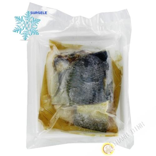 El pescado a la sal rebanada EXOSTAR 250g de Vietnam - SURGELES
