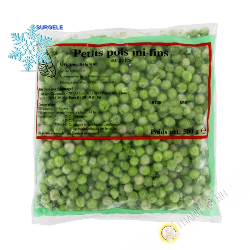 Peas 500g - SURGELES