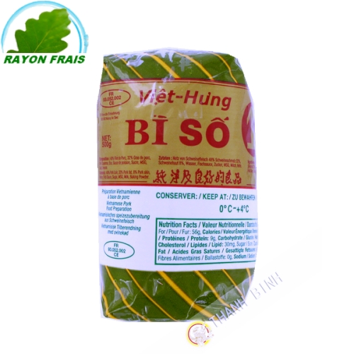 Paste of pork with rind Viet Hung 500g France