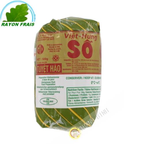 Thịt lợn dán số 1 Viet Hung 500g Pháp