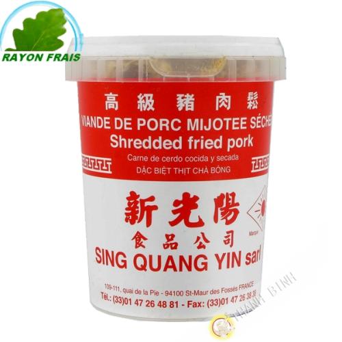 Schweinefleisch, gekocht getrocknet SING QUANG YIN 140g Frankreich