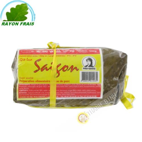La masa de carne de cerdo desde Saigon a PQ 500g
