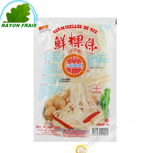 Vermicelli Pho costs 1-3-5-10cm ERASIE BROTHERS 400g France