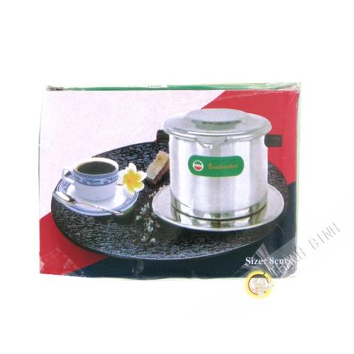 Filtro per caffè in acciaio inox 6m-7-8cm Vietnam